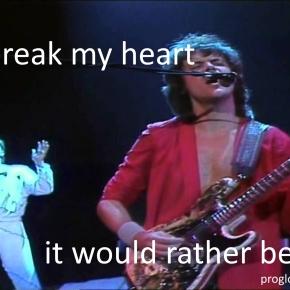 Progressive Rock Valentines