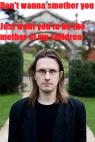 © Naki Kouyioumtzis. Steven Wilson, on location, oxfordshire.