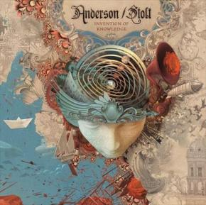 Album Review: Anderson/Stolt –  Invention ofKnowledge
