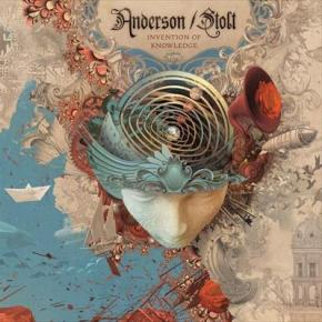 Album Review: Anderson/Stolt –  Invention of Knowledge