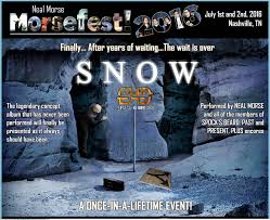 Morsefest 2016: 'Snow' Concert Review