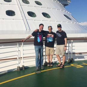 Cruise to the Edge: Day1