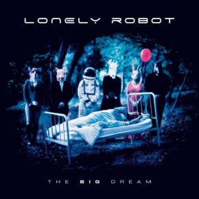 Album Review: Lonely Robot, 'The Big Dream'
