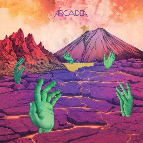 "Album Review- Arcadea, ""Arcadea"""