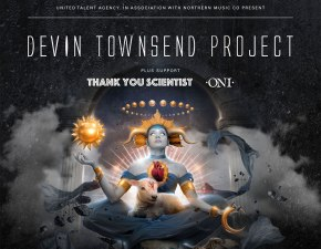 Concert Review: Thank You Scientist/Devin Townsend Project- 5/14