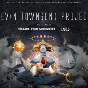 Concert Review: Thank You Scientist/Devin Townsend Project-5/14