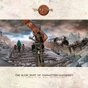 Album Review: The Tangent, 'The Slow Rust of Forgotten Machinery'