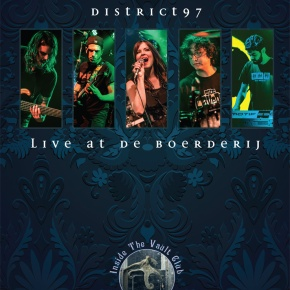 "DVD Review: District 97, ""Live at De Boerderij"""