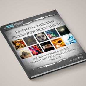 Interview with Roie Avin (The Prog Report) about new book, 'Essential Modern Progressive RockAlbums'