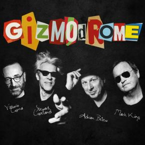 "Album Review: Gizmodrome, ""Gizmodrome"""