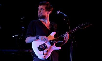 BRUTAL guitar face