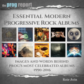 Book Review: Essential Modern Progressive Rock Albums by Roie Avin