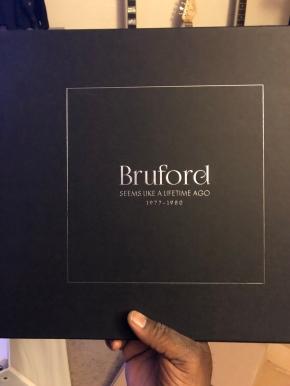 """Album Review: """"Bruford, Seems Like A Lifetime Ago (1977-1980)"""" BoxSet"""