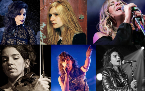 Prog's best frontmen are women