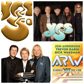 Members of Yes and ARW Bury Hatchet, Plan Re-Union Tour