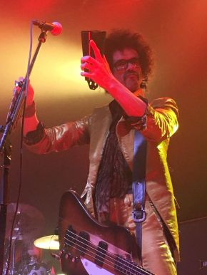 Concert Review: The Darkness Shines in Salt Lake City, 4-6-18