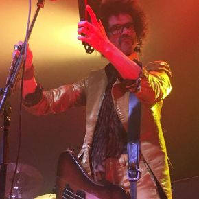 Concert Review: The Darkness Shines in Salt Lake City,4-6-18