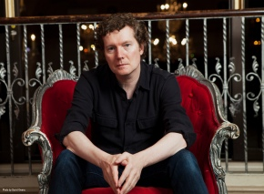 Interview with Tim Bowness (No-Man, Solo work) about 80's bandPlenty