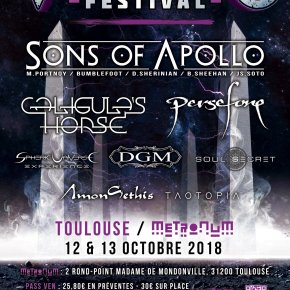 Prog Festival Profile:  Very Prog Festival in Toulouse, France