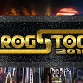 ProgStock 2018: Pre-Party andIntro