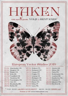 "Bent Knee release new video for ""Boxes"", head to Europe for tour with Haken, VOLA"