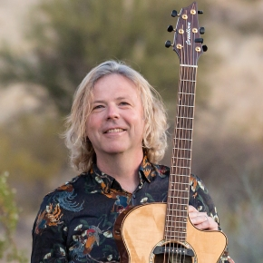 Interview with Paul Richards (California Guitar Trio)