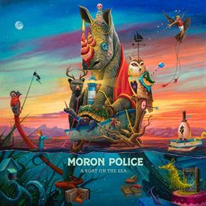 "Album Review: Moron Police,  "" A Boat on the Sea"""