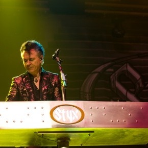 Interview with Lawrence Gowan (Styx)