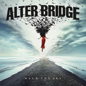 "Album Review: Alter Bridge, ""Walk the Sky"""